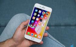 Consumer Reports: iPhone 8/8 Plus còn thua cả Galaxy S7 của Samsung về hiệu suất