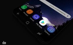 Concept tuyệt đẹp của Galaxy S9