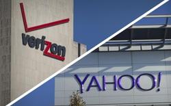 Verizon từng đề nghị hạ giá mua Yahoo đến gần 1 tỉ USD nhưng không thành công