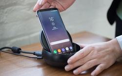 Dock DeX Station biến Galaxy S8 thành máy tính để bàn sẽ có giá 150 USD, lên kệ vào cuối tháng 4