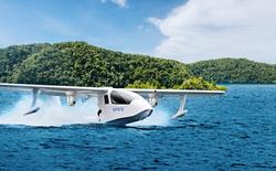 Trung Quốc chế tạo máy bay tự lái cất – hạ cánh trên mặt nước