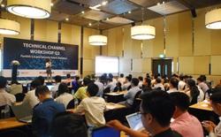 Fortinet giới thiệu phiên bản HĐH mới Forti OS 5.6 và kiến trúc bảo mật Fortinet Security Fabric tại Việt Nam