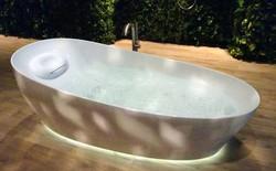 Nhật Bản vừa nâng bồn tắm lên một tầng cao mới: thư giãn tột đỉnh