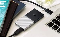 WD ra mắt ổ SSD di động đầu tiên của mình, giá từ 100 USD