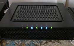 Phiên bản cable modem mới này sở hữu tốc độ download và upload lên đến 10Gbps