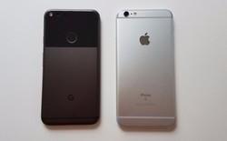 """Không chỉ học hỏi thiết kế của iPhone 6, Google Pixel còn mượn nhầm luôn cả """"tính năng ẩn"""" của iPhone 4"""