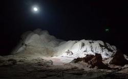 Bộ phim ngắn sử dụng drone với dàn đèn LED đủ sức chiếu sáng cả một vùng sa mạc ban đêm