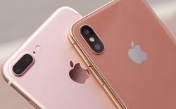 Con gái không thích điều này: Cả iPhone X và iPhone 8 đều không có màu hồng