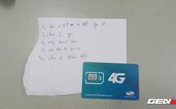 """Hướng dẫn tự đổi SIM 4G Viettel cực nhanh: chỉ 30 giây, vẫn """"miễn phí"""", không mất gói cước, không mất tài khoản, không yêu cầu chính chủ"""