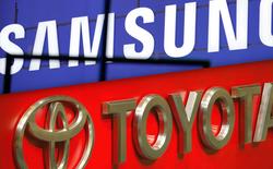Samsung vượt Toyota, trở thành thương hiệu giá trị nhất châu Á