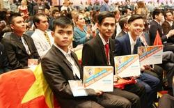 Tuyển Việt Nam giành giải Ba Microsoft Word 2013 toàn thế giới, cùng nhìn lại 3 ngày thi đấu căng thẳng tột độ nhưng đầy niềm vui