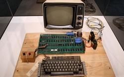 Một trong những chiếc máy tính Apple-I đầu tiên đang được rao bán với giá 700.000 USD