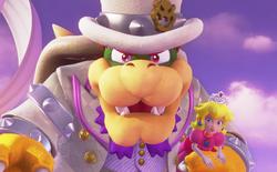 Mario mới hé lộ tình tiết chúng ta đã đợi mấy chục năm qua: Đám cưới giữa công chúa và trùm rùa Bowser
