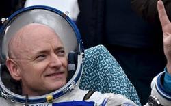 NASA vừa cho biết có sự thay đổi nhiễm sắc thể của các phi hành gia khi bay lên vũ trụ