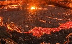 Phát hiện một miệng giếng khổng lồ chứa carbon nóng chảy nằm bên trong vỏ Trái Đất, có diện tích bằng đất nước Mexico