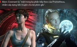 Dòng thời gian của loạt phim Quái vật không gian có bị xáo trộn bởi Alien: Covenant?