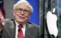 Tỷ phú giàu thứ 2 thế giới Warren Buffett vừa tăng gấp 4 lần lượng cổ phiếu nắm giữ tại Apple