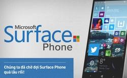 Cùng chúng tôi dự đoán mẫu Surface ra mắt vào ngày 23/5: Surface Phone, Surface Table, Surface Voice hay Surface MR?