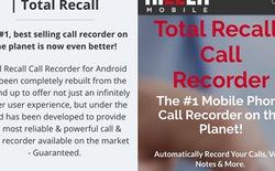 Hàng nghìn điện thoại bị cài đặt phần mềm nghe lén