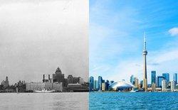"""Những bức ảnh trước/sau cho thấy """"bộ mặt"""" của các thành phố nổi tiếng thế giới như thế nào sau hàng chục năm"""