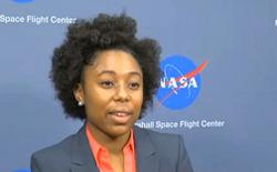 Mới 22 tuổi, cô gái này đã là kỹ sư cho NASA
