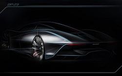 Lộ diện siêu xe hybrid đẹp lung linh, động cơ 1.000 mã lực mới của McLaren, chiếc BP23