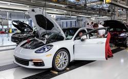 Tới thăm nhà máy Porsche - nơi người Đức tạo ra những chiếc xe thể thao hạng sang tuyệt vời nhất thế giới