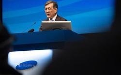 Có dấu hiệu công ty đang suy yếu, lãnh đạo Samsung đứng lên kêu gọi toàn thể nhân viên cố gắng