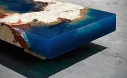 Latable - chiếc bàn cà phê đặc biệt mang hơi thở của biển cả vào trong nhà bạn
