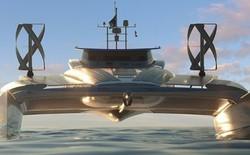 Chiêm ngưỡng con tàu chạy bằng năng lượng hydro đầu tiên trên thế giới, vòng quanh thế giới liên tục trong 6 năm