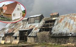 Bỏ tiền mua căn nhà kho cũ nát từ thế kỷ 17, người đàn ông đã biến nó thành ngôi nhà đẹp đến ngỡ ngàng