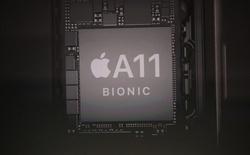 Chip A11 Bionic của iPhone X vượt mặt tất cả đối thủ Android trong bài test mới của Geekbench
