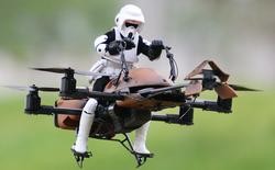 Không cần dùng Internet, hacker vẫn có thể đánh cắp dữ liệu với chiếc drone gắn camera