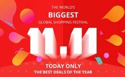 Trung Quốc ráo riết chuẩn bị cho Singles' Day, lễ hội mua sắm online lớn nhất năm, doanh số có thể đạt 20 tỷ USD