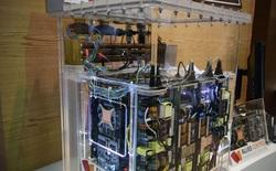 [Computex 2017] Allied Control trình làng kiểu tản nhiệt mới, nhúng thẳng máy tính đang chạy vào dung dịch làm mát