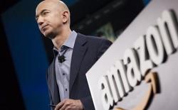 Giá trị thương hiệu Amazon vượt Microsoft, trong khi Google và Apple vững vàng ở vị trí đầu bảng