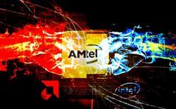 AMD giành lại hơn 10% thị phần tổng lượng CPU x86 từ tay Intel chỉ trong quý 2