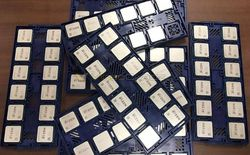Lộ ảnh thật CPU AMD Ryzen: Đến giờ mà chip máy bàn của AMD vẫn có chân?