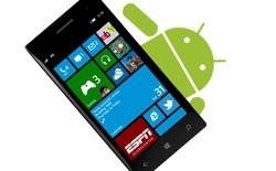 Android chứ không phải iPhone, mới là thủ phạm tiêu diệt Windows Phone