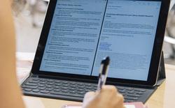 Đại học Mỹ sẽ cấp cho mỗi sinh viên một chiếc iPad Pro miễn phí nếu dùng nó để học tập