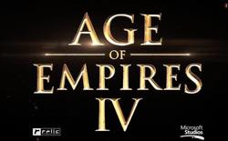 """""""Đế chế"""" IV được công bố, AoE II và III với đồ hoạ 4K cũng sẽ xuất hiện"""