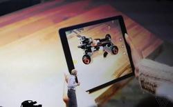 AR của Apple gần với thực tế hơn so với của Google
