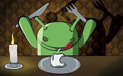 Doanh thu ứng dụng Android sẽ vượt App Store lần đầu tiên vào năm nay