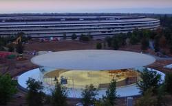 """Nhà hát Steve Jobs sẽ sử dụng thang máy quay và """"bức tường ẩn"""" trong ngày ra mắt iPhone 8"""