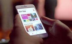 Apple tuyển 4 giám đốc truyền hình để phát triển nhóm video, hứa hẹn về nhiều chương trình mới trong tương lai