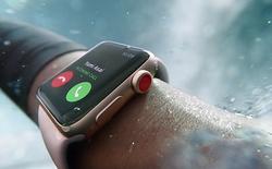 Apple Watch Series 3 LTE sẽ chỉ hỗ trợ 4 nhà mạng của Mỹ mà thôi