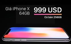 Mức giá và ngày ra mắt của iPhone 8, 8 Plus và iPhone X