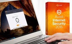 Dùng thử Avast Internet Security 2017, vẫn là lựa chọn bảo mật uy tín dành cho người dùng phổ thông