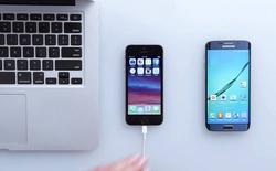 Hướng dẫn cách chuyển toàn bộ dữ liệu từ iPhone qua điện thoại Samsung, tất cả chỉ vì Galaxy S8 quá tuyệt