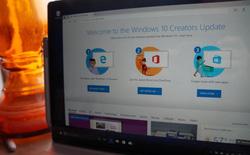 Windows 10 Creators Update: đã có thể tạm biệt lỗi 100% Disk khó chịu, thêm quà đặc biệt dành cho Game thủ